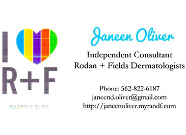 Rodan and Fields, Janeen Oliver